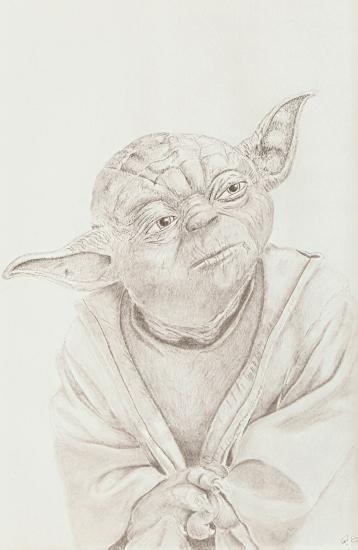 Yoda by vidaddict